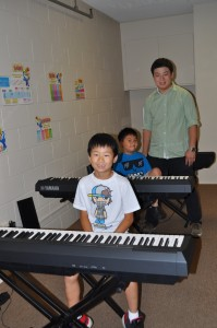 Group music Lessons & group piano lessons
