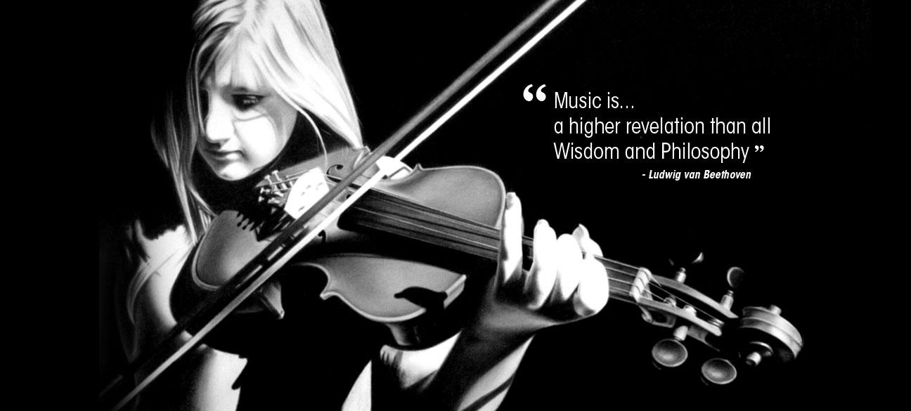 88 Keys Academy Arcadia violin lessons