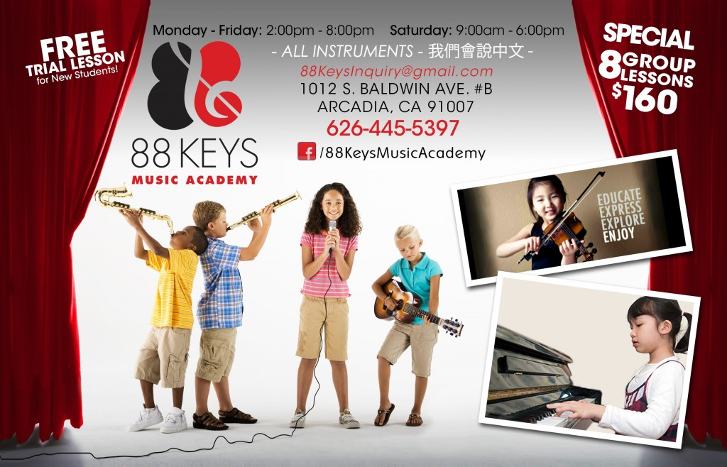 88 Keys NewsCraft Ad 414