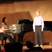 6/14/14 Voice Performance - 88 Keys Academy Arcadia