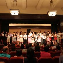6/14/14 Themed Recital: Music Around the World - 88 Keys Academy Arcadia