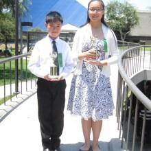 SYMF 2014: Matthew & Stephanie C. Piano Duet Winners - 88 Keys Academy Arcadia
