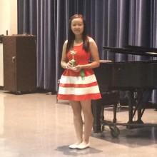 SYMF 2014: Baroque Solo winner Jessica L. - 88 Keys Academy Arcadia