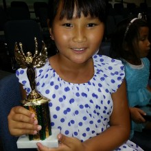 SYMF 2014: Qualified Solo Winner Lawryn Chen - 88 Keys Academy Arcadia