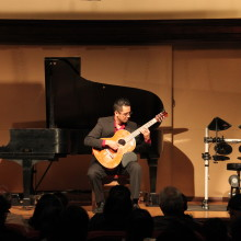 Juan Hernandez - Guitar Lessons - Holiday Showcase Recital 12/20/14 - 88 Keys Academy Arcadia