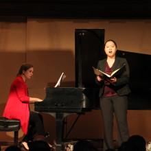 Clarissa S. & Jessica H. - Holiday Showcase Recital 12/20/14 - 88 Keys Academy Arcadia