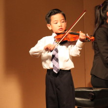 Robby T - Violin - 88 Keys Academy Arcadia