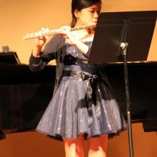 Jungyi X. - Flute Lessons - 88 Keys Academy Arcadia
