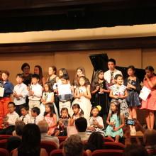 Spring Festival Recital - 5/2/15 Student Trophy Presentation - 88 Keys Academy Arcadia