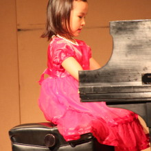 Piano Lessons - 88 Keys Academy Arcadia