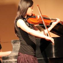 Christy L - Violin Lessons - 88 Keys Academy Arcadia