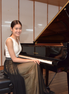 Nicha Stapanukul piano instructor