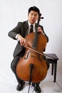 Conrad Ho – CELLO, PIANO