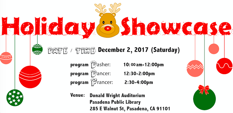 The 2017 88 Keys Music Academy Holiday Showcase!